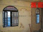 西貢白石臺 舊鋁門窗 (3)