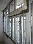 沙田禾輋村 鋁窗