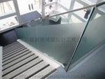 樓梯玻璃扶手 (7)