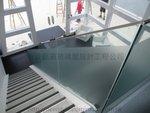 樓梯玻璃扶手 (8)