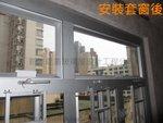 九龍城偉益大廈安裝套窗 (9)