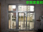 九龍城偉益大廈安裝套窗前 (2)