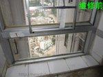 大埔富雅花園1座維修鋁窗前 (25)