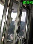 大埔富雅花園1座維修鋁窗前 (8)