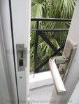 元朗加州花園水仙徑鋁窗玻璃門 (24)