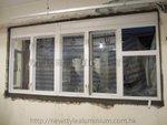 尖沙嘴溫莎大廈鋁窗 (4)