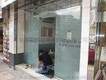 石硤尾南昌街地鉸玻璃門 (5)