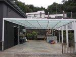 西貢菠蘿輋玻璃棚鋁窗 (11)
