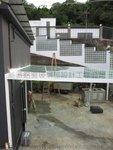 西貢菠蘿輋玻璃棚鋁窗 (6)