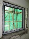 西貢壁屋村65料鋁窗工程 (5)