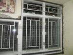 青衣長安村安江樓鐵窗換鋁窗 (3)