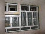 青衣長安村安江樓公屋鋁窗工程 (1)