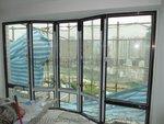 跑馬地東山臺月陶居玻璃鋁窗及趟門工程 (1)