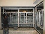 沙田濱景花園鋁窗工程 (1)