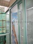 尖沙嘴港景峰雙色鋁窗工程 (18)