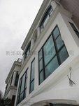 大潭紅山道88號玫瑰園鋁窗趟門工程 (8)