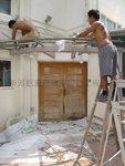 西貢玻蘿輋弧形玻璃棚 (9)