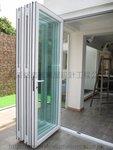 西貢南圍獨立屋鋁門窗工程 (14)