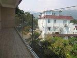 西貢南圍獨立屋玻璃欄河工程 (10)