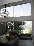 西貢南圍獨立屋玻璃欄河工程 (1)