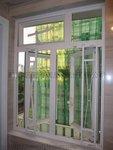 旺角亞皆老街翠華大廈更換鋁窗工程 (8)