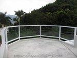 大圍道風山獨立屋玻璃欄河 (30)