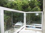 大圍道風山獨立屋玻璃欄河 (7)