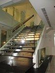 樓梯玻璃扶手 (11)