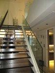 樓梯玻璃扶手 (13)