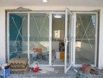 西貢菠蘿輋南山村鋁窗玻璃門 (24)