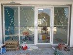 西貢菠蘿輋南山村鋁窗玻璃門 (27)