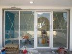 西貢菠蘿輋南山村鋁窗玻璃門 (28)