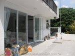 西貢菠蘿輋南山村鋁窗玻璃門 (9)