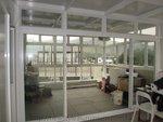 元朗石湖塘玄新和庭玻璃屋 (1)
