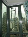 沙田皇御居綠色鋁窗 (2)