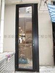 半山堅尼地道君珀鋁窗鋁質玻璃門工程 (5)