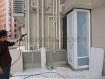 半山堅尼地道君珀鋁質玻璃掩門工程 (18)