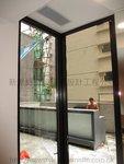 半山堅尼地道君珀鋁質玻璃掩門工程 (4)