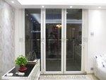 北角城市花園鋁窗露台玻璃門工程 (10)