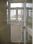 北角城市花園鋁窗露台玻璃門工程 (11)