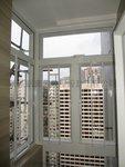 北角城市花園鋁窗露台玻璃門工程 (12)