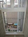 北角城市花園鋁窗露台玻璃門工程 (13)