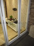 北角城市花園鋁窗露台玻璃門工程 (5)