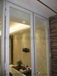 北角城市花園鋁窗露台玻璃門工程 (6)
