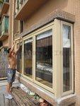 坑口新寶城趟摺窗工程 (9)
