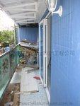 西貢合益樓鋁窗工程 (8)