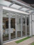 元朗峰景豪園鋁窗玻璃工程 (39)