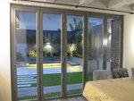 元朗峰景豪園鋁窗玻璃趟摺門 (6)