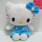 hello kitty blue dress 1