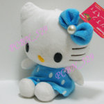 hello kitty blue dress 3